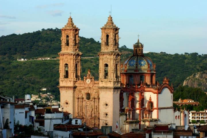 Parroquia Santa Prisca. Foto. Noticias Acapulco. 3