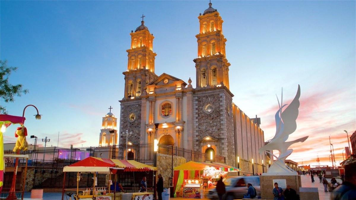 Portada. Es peligroso Ciudad Juárez. Foto. Título Electrónico