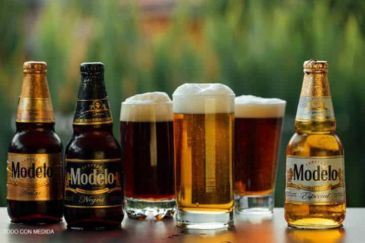 Foto Cerveza Modelo 2