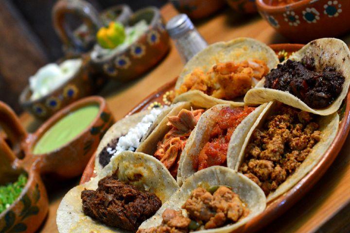 Taco Guru Foto: Tacos tradicionales de México