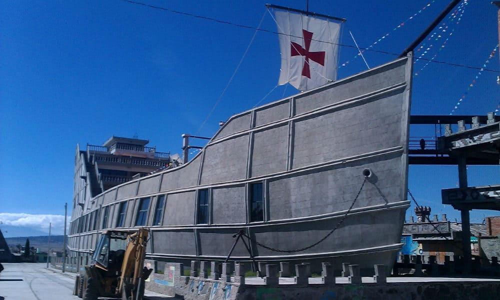 portada La Barca de la Fé Foto Sectur Tlaxcala 12