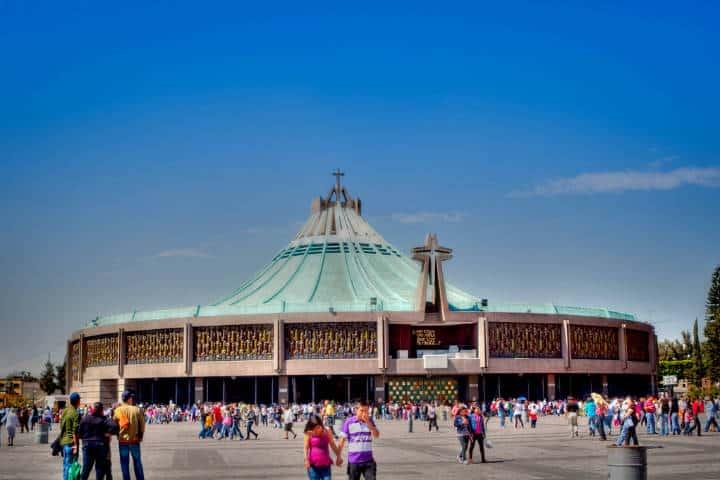 Cómo llegar a la Villa o Basilica de Guadalupe Foto Alex Marduk