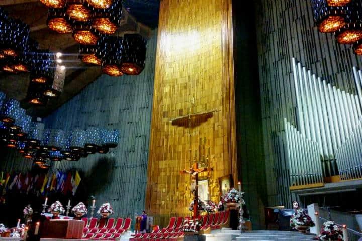 Cómo llegar a la Villa o Basilica de Guadalupe Foto El Souvenir 1