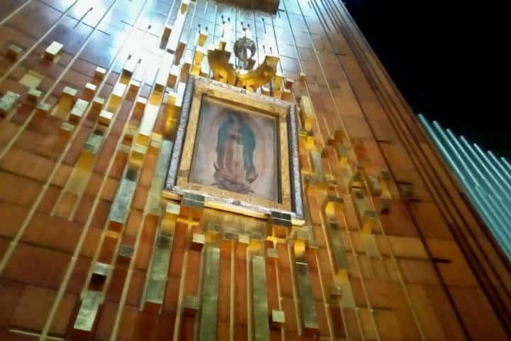Cómo llegar a la Villa o Basilica de Guadalupe Foto El Souvenir 2