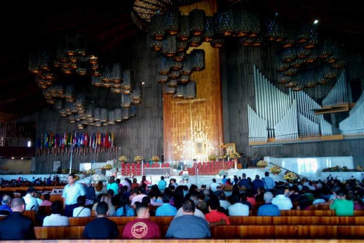 Cómo llegar a la Villa o Basilica de Guadalupe Foto El Souvenir 4