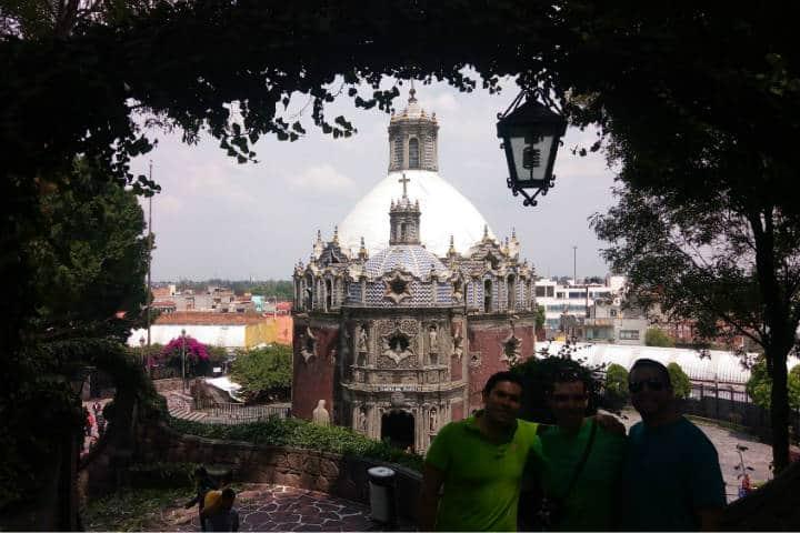 Cómo llegar a la Villa o Basilica de Guadalupe Foto El Souvenir 5