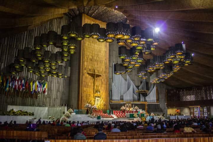 Cómo llegar a la Villa o Basilica de Guadalupe Foto Ro