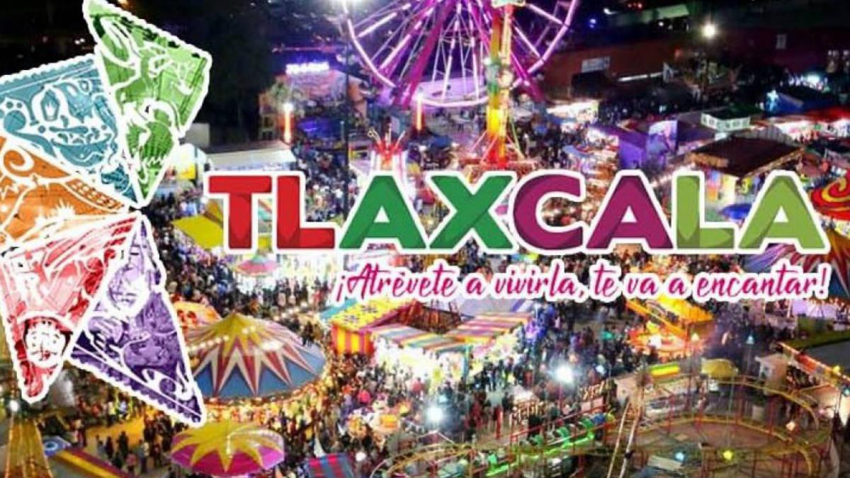 Feria de Tlaxcala. Imagen: Tlaxcala. Archivo