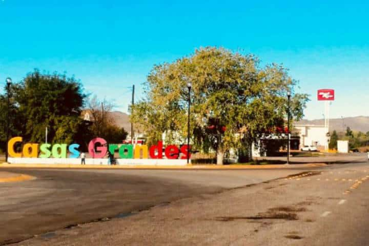 Mata Ortiz en Chihuahua. Foto Grupo BM Radio.