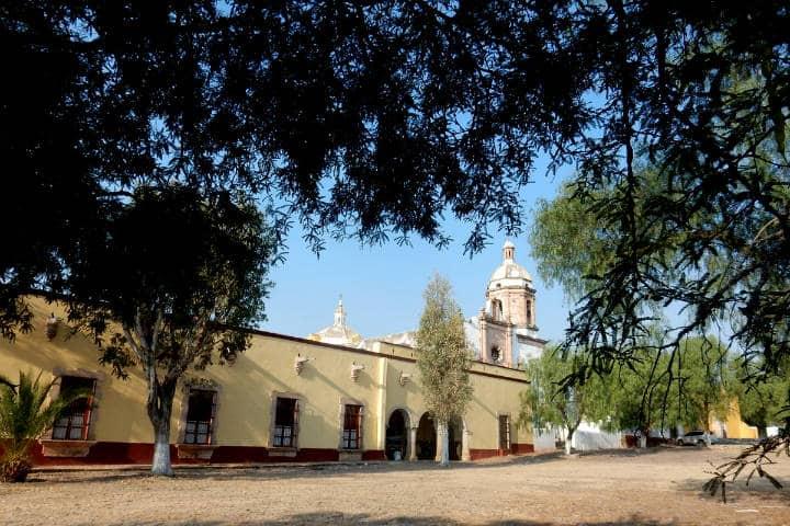 Haciendas de Aguascalientes Cieneguilla Foto Benjamín Arredondo 2