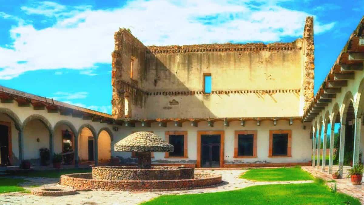 Haciendas de Aguascalientes El Saucillo Foto. La Concha Pacmyc Ags.