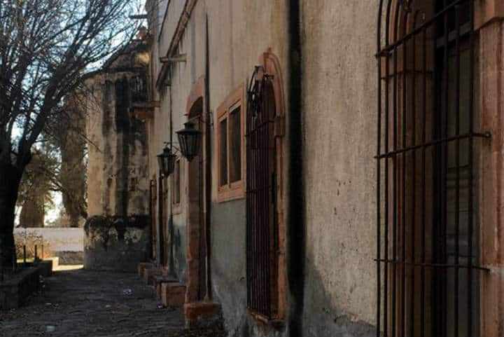 Haciendas de Aguascalientes Foto Ex Hacienda El Saucillo