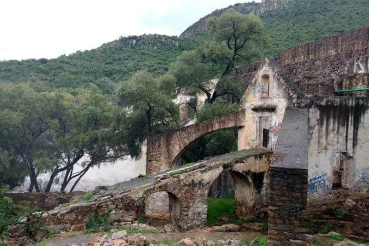 Haciendas de Aguascalientes San Blas Molino Foto Palestra Ags