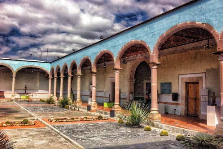 Haciendas de Aguascalientes San Blas Museo Insurgencia Foto Marco Antonio Reséndiz