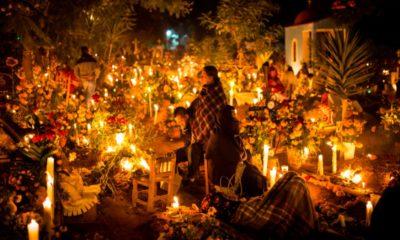 México-día-muertos-tradicion. Foto-Telemundo Nueva Inglaterra