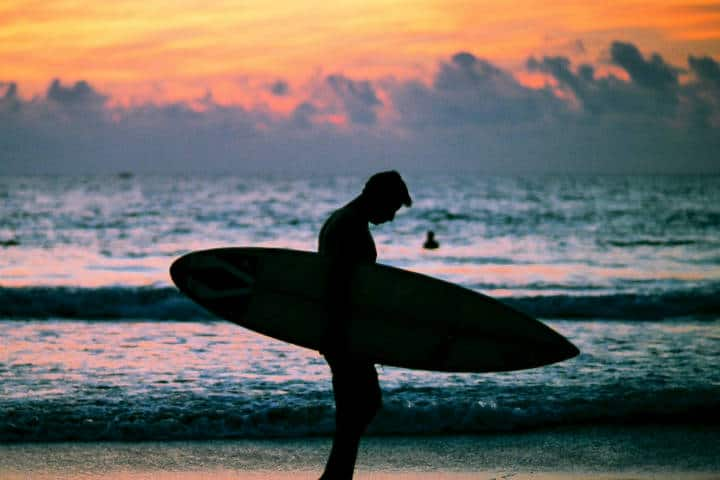 Playa Zicatela Oaxaca Foto Matthew Fuentes 2