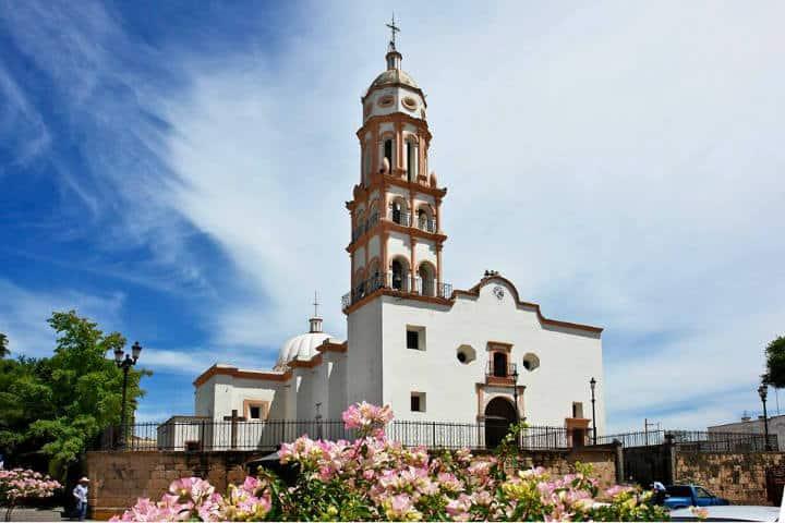 Sinaloa Cosalá Foto Sectur Sinaloa