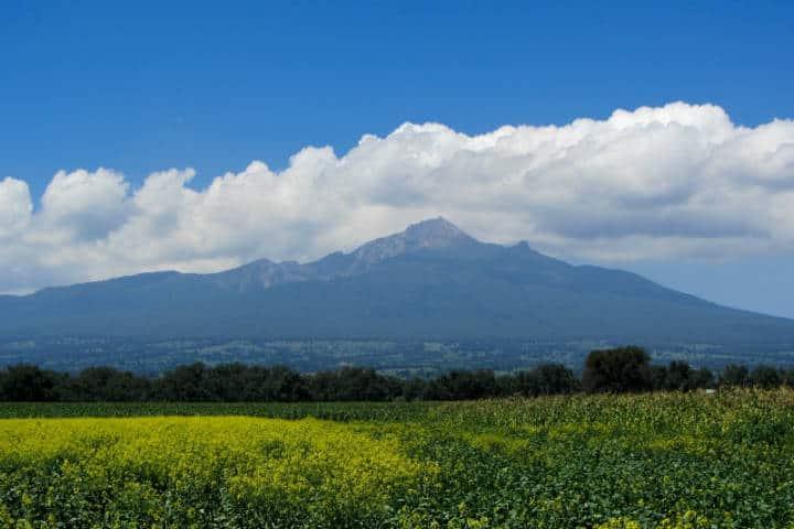 Volcán La Malinche Foto Alyse y Remi 2