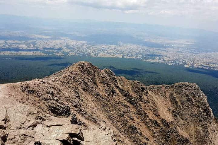 Volcán La Malinche Foto Cuervo Richito