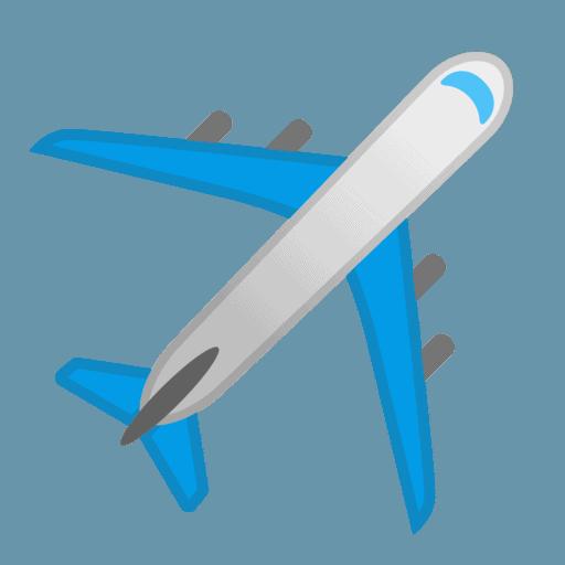 avion emoji