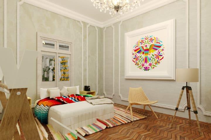 casa ofrenda habitacion