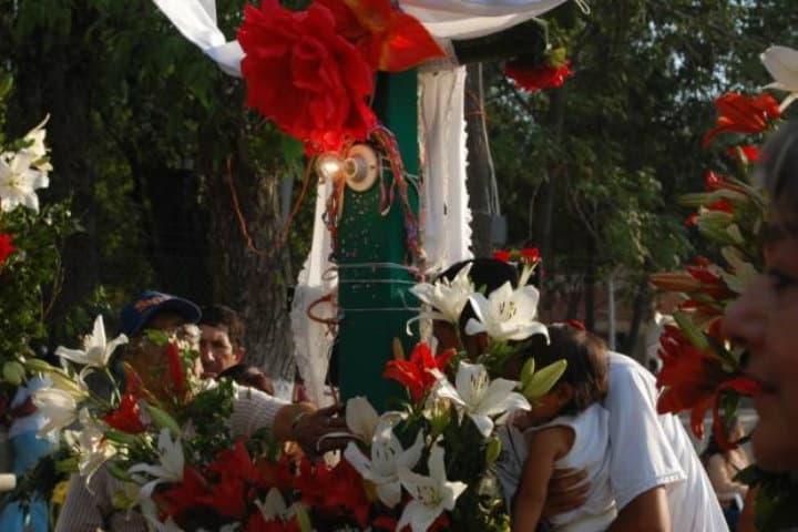 fiesta santa cruz rincón de romos