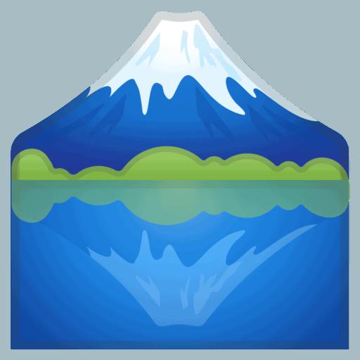 montaña emoji