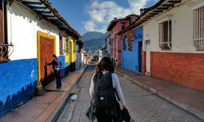 Colombia Podcast. Foto Michael-Baron