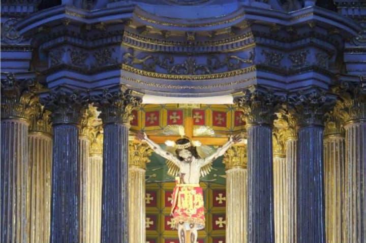 santuario señor de las angustias