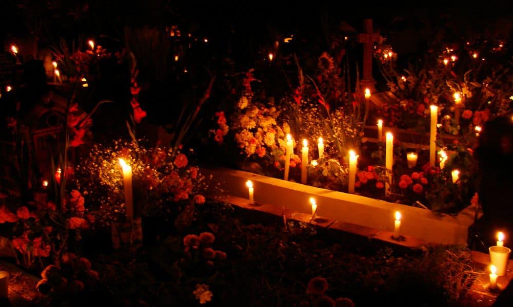 dia de muertos xochimilco