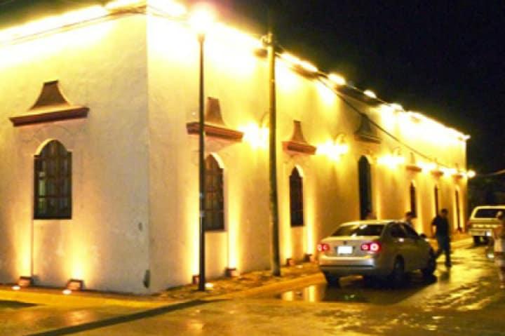 Casa de la Cultura Bacalar