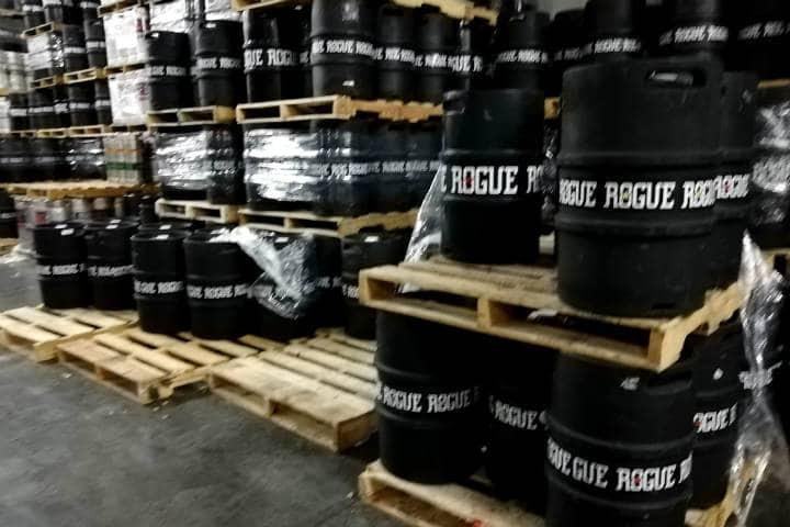 Cerveza Rogue Oregón Foto El Souvenir 17