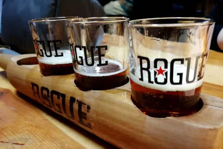 Cerveza Rogue Oregón Foto El Souvenir 18