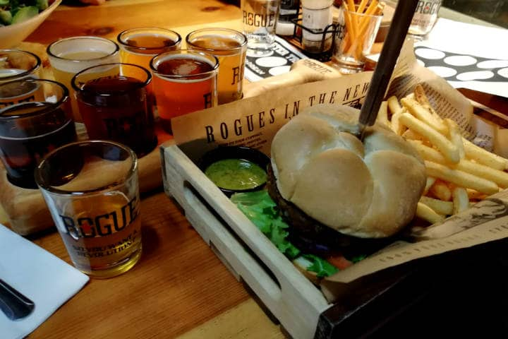 Cerveza Rogue Oregón Foto El Souvenir 25