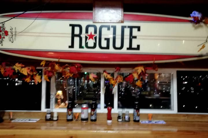 Cerveza Rogue Oregón Foto El Souvenir 33