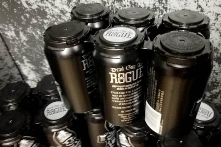 Cerveza Rogue Oregón Foto El Souvenir 39