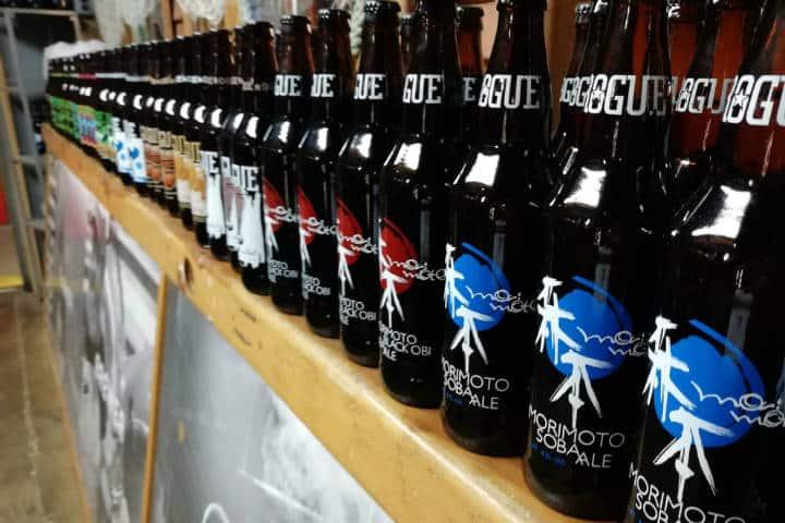 Cerveza Rogue Oregón Foto El Souvenir 41