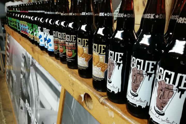 Cerveza Rogue Oregón Foto El Souvenir 42