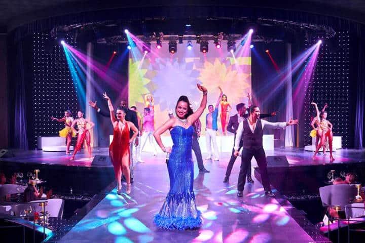 Chic Cabaret Riviera Maya Foto CHC 16