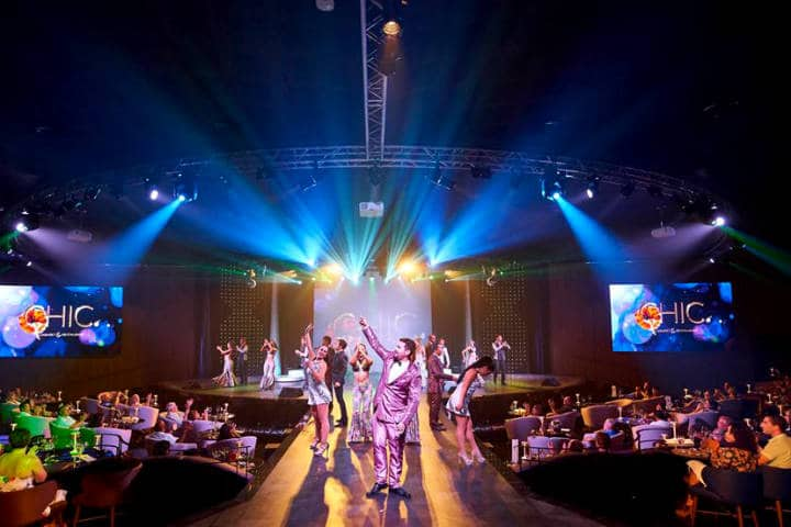 Chic Cabaret Riviera Maya Foto CHC 6