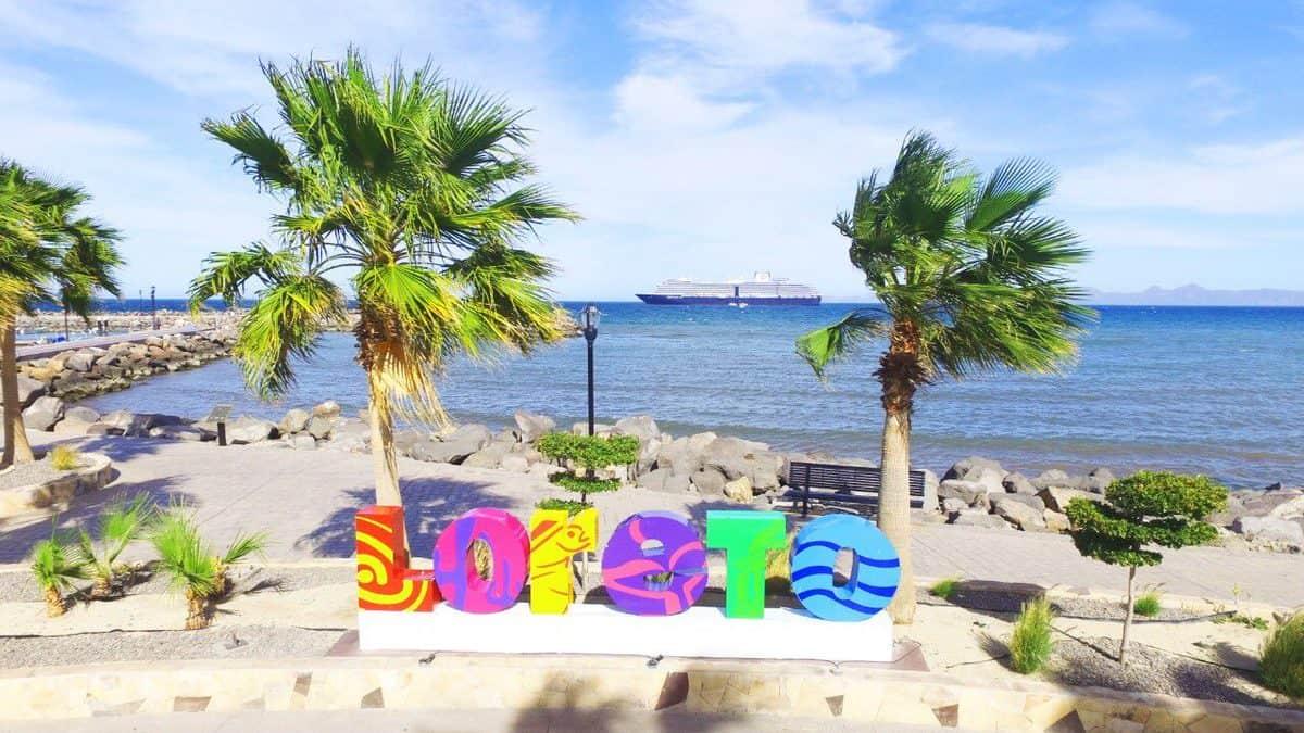Como llegar a Loreto port