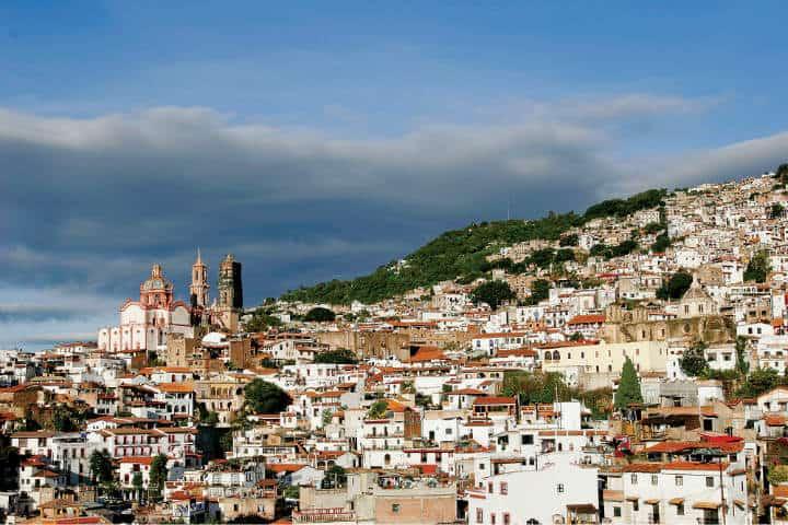 Cómo llegar a Taxco Pueblo Mágico.Foto.Alemán Joyeros.1