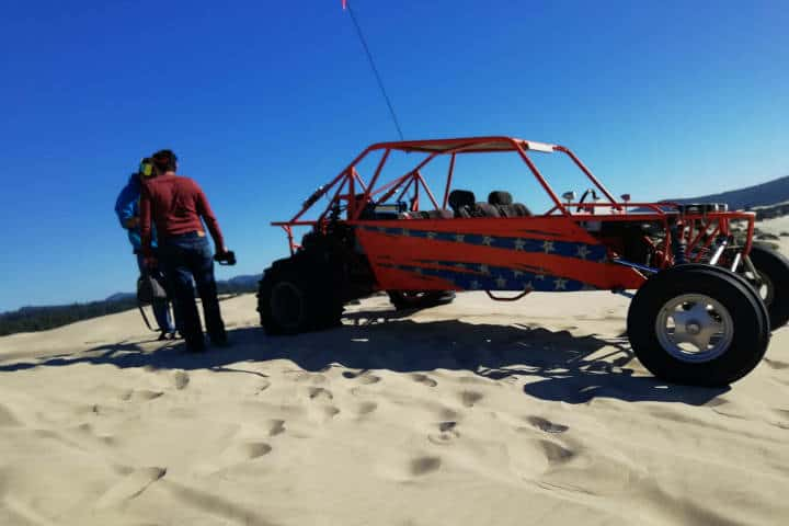 Dunas de arena en Oregón 17