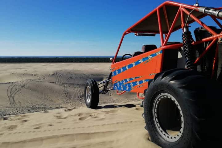 Dunas de arena en Oregón 28