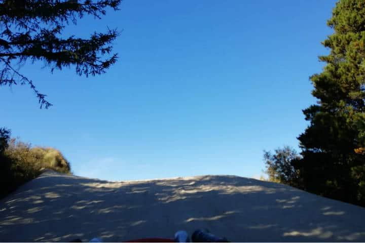 Dunas de arena en Oregón 29
