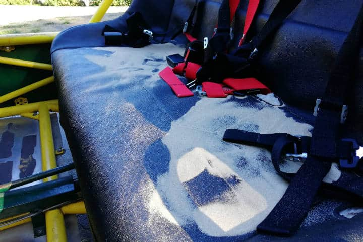 Dunas de arena en Oregón 4