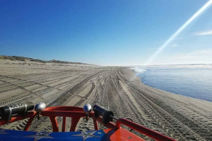 Dunas de arena en Oregón 41