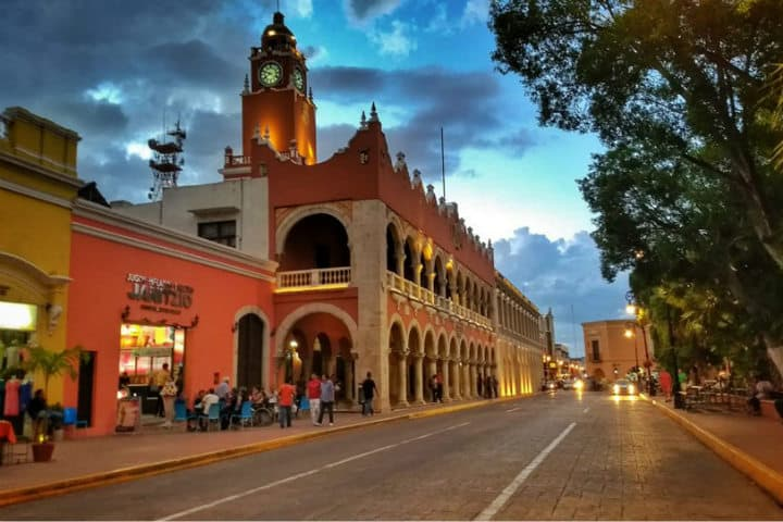 Mérida Yucatán. Foto.Mérida Yucatán.2
