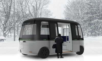 autobus sin conductor