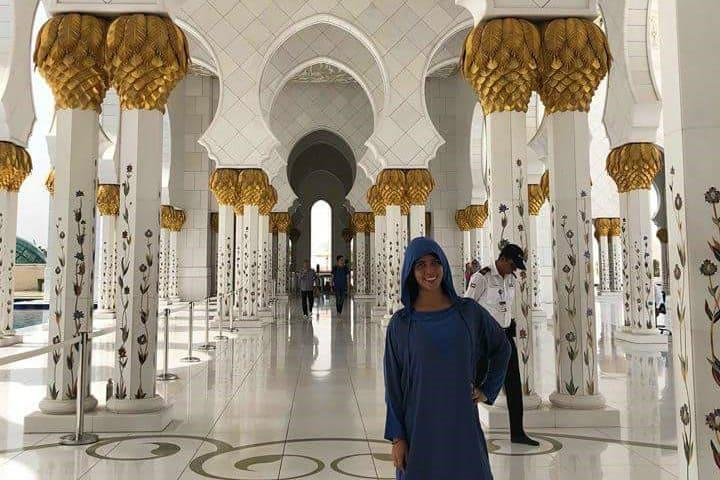 columnas mezquita